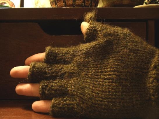 Fingers!
