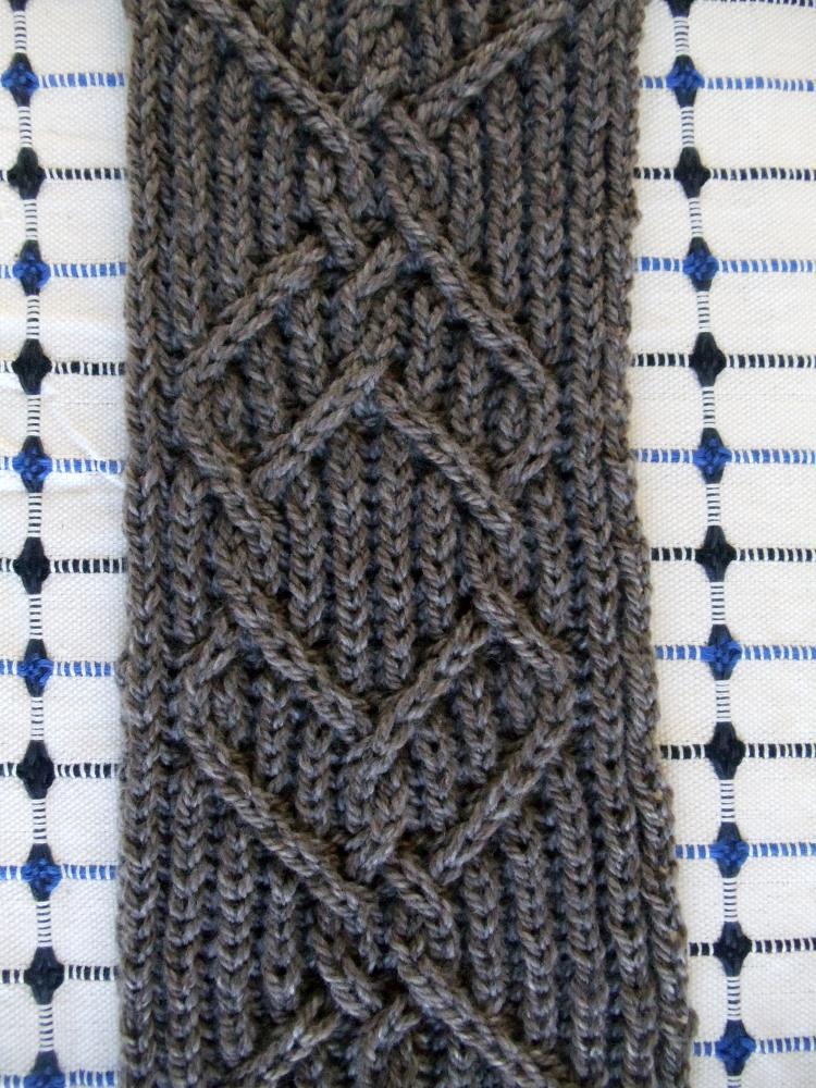 Brioche Beardedknitter