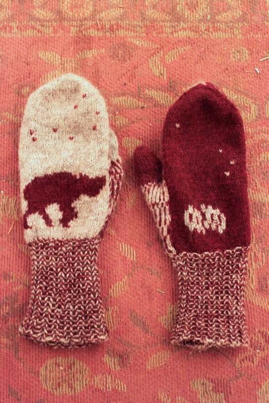 Hyena Gloves